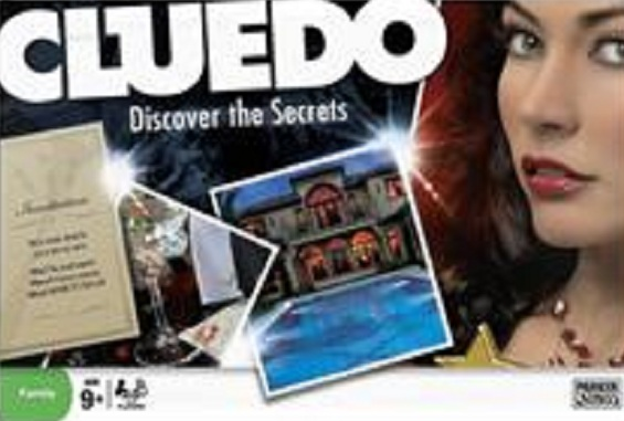cluedo suspect card game instructions