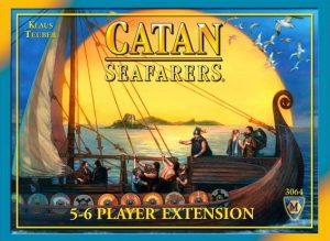 Catan Seafarers 5 and 6