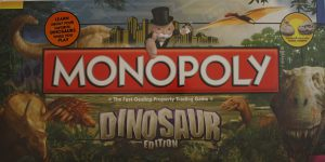 Monopoly Dinosaur 920