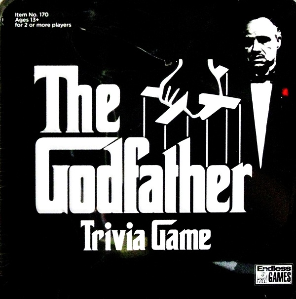 the godfather trivia game � new � team toyboxes
