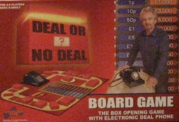 deal or no deal british version